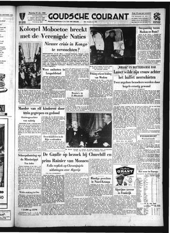 Goudsche Courant 1960-10-24