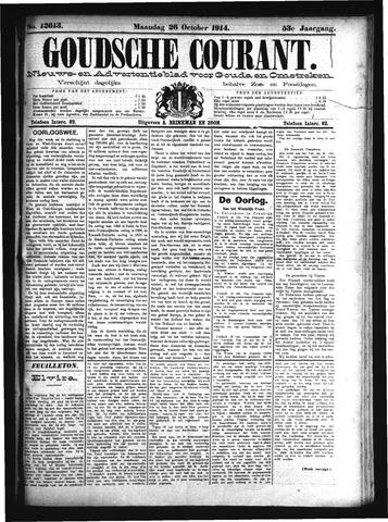 Goudsche Courant 1914-10-26