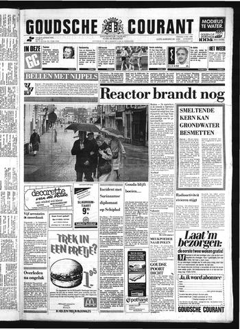 Goudsche Courant 1986-05-09