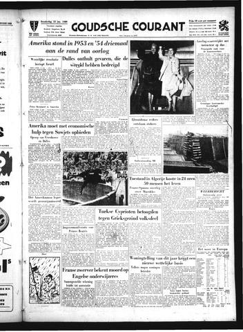 Goudsche Courant 1956-01-12