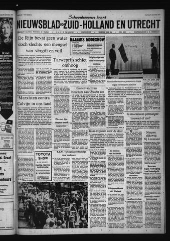 Schoonhovensche Courant 1972-09-25