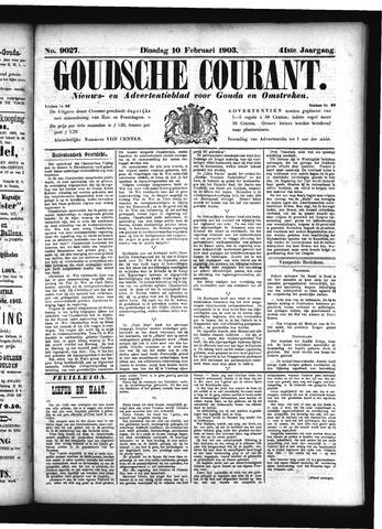 Goudsche Courant 1903-02-10