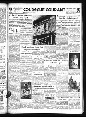 Goudsche Courant 1952-06-17