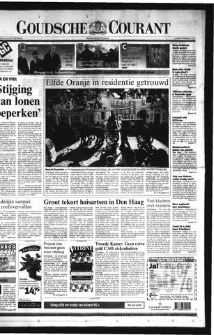 Goudsche Courant 2001-05-17