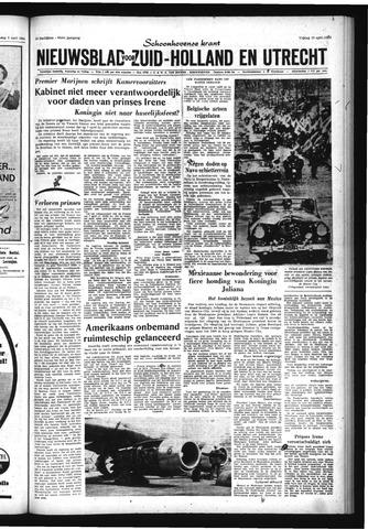 Schoonhovensche Courant 1964-04-10