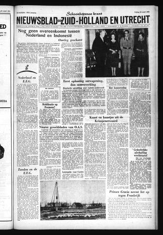 Schoonhovensche Courant 1962-03-23