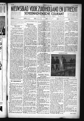 Schoonhovensche Courant 1932-05-25