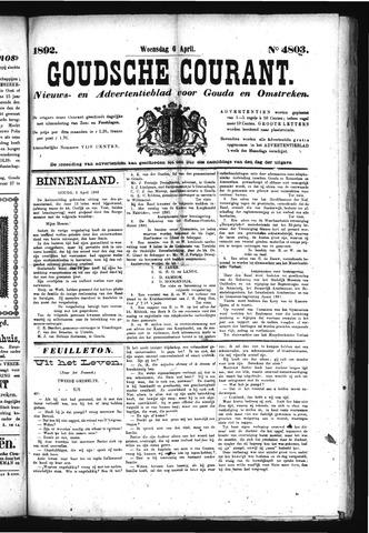 Goudsche Courant 1892-04-06