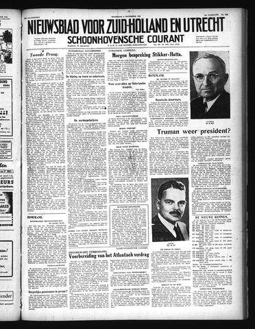 Schoonhovensche Courant 1948-11-03