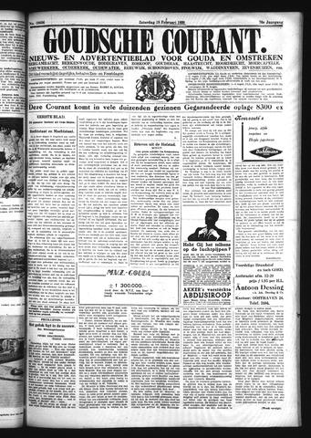 Goudsche Courant 1938-02-19