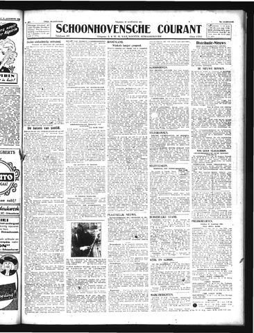 Schoonhovensche Courant 1943-08-20