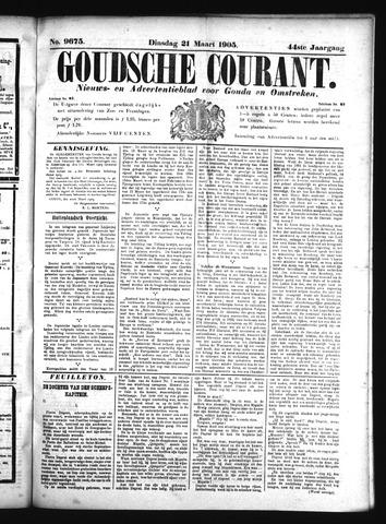 Goudsche Courant 1905-03-21