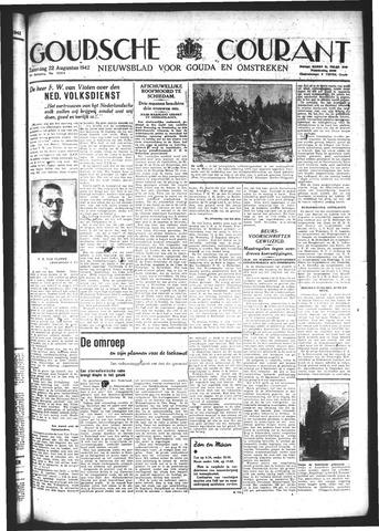 Goudsche Courant 1942-08-22