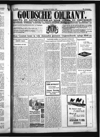 Goudsche Courant 1939-10-28