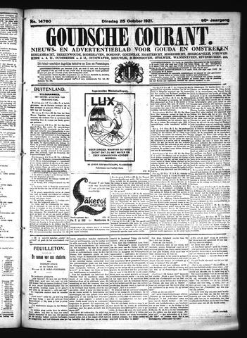 Goudsche Courant 1921-10-25