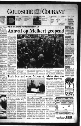 Goudsche Courant 2001-08-30