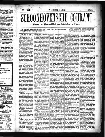 Schoonhovensche Courant 1899-05-03
