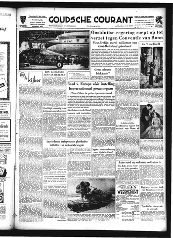 Goudsche Courant 1952-05-31