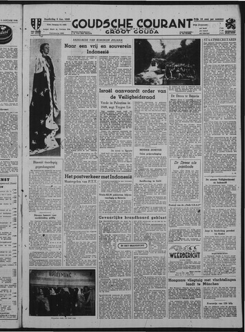 Goudsche Courant 1949-01-06