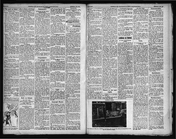 Schoonhovensche Courant 1930-07-10