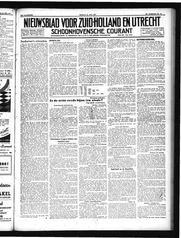Schoonhovensche Courant 1947-07-25