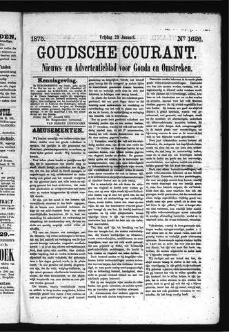 Goudsche Courant 1875-01-29
