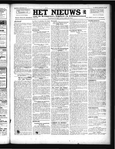 Schoonhovensche Courant 1946-09-09