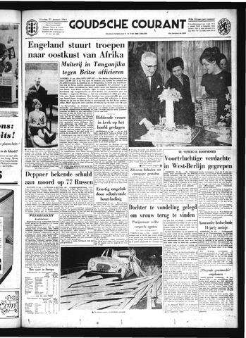 Goudsche Courant 1964-01-21