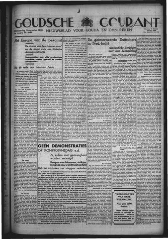 Goudsche Courant 1940-08-01