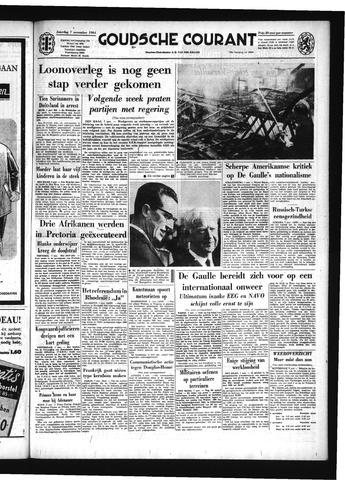 Goudsche Courant 1964-11-07