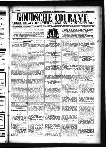 Goudsche Courant 1929-01-21