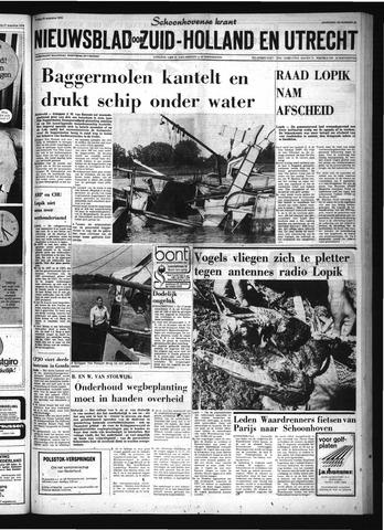 Schoonhovensche Courant 1974-08-23