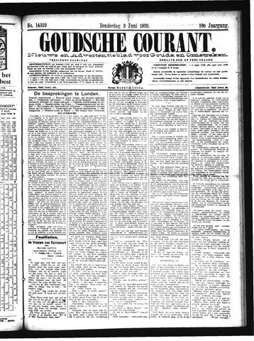 Goudsche Courant 1920-06-03