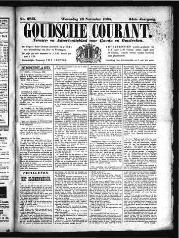 Goudsche Courant 1895-11-13