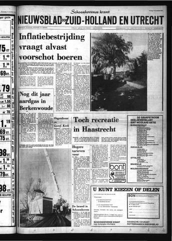 Schoonhovensche Courant 1973-11-16