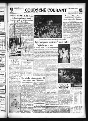 Goudsche Courant 1957-09-02