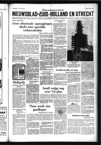 Schoonhovensche Courant 1970-07-27
