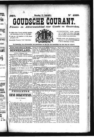 Goudsche Courant 1890-09-22
