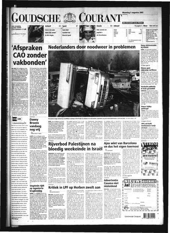 Goudsche Courant 2002-08-05