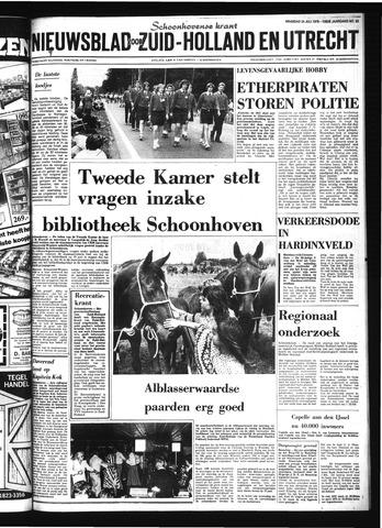 Schoonhovensche Courant 1978-07-24