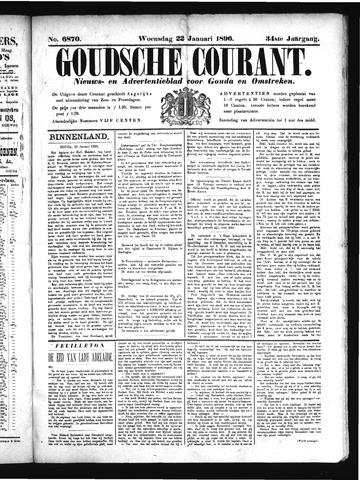 Goudsche Courant 1896-01-22