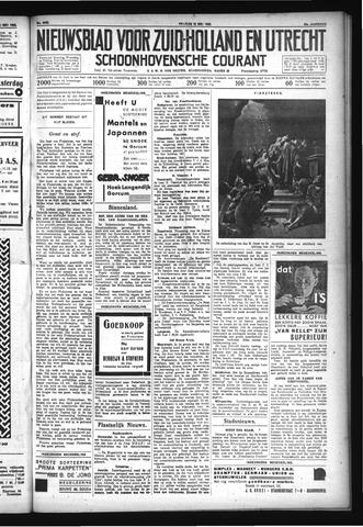 Schoonhovensche Courant 1932-05-13