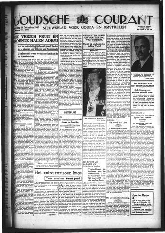 Goudsche Courant 1940-12-14