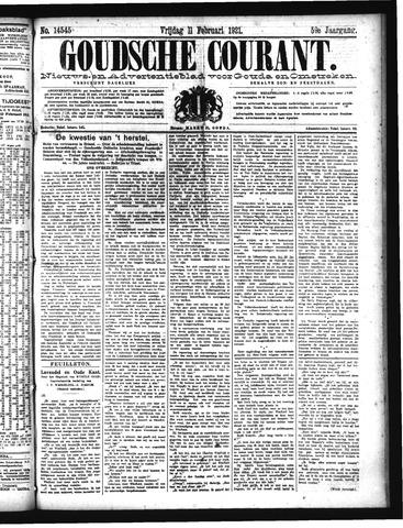 Goudsche Courant 1921-02-11