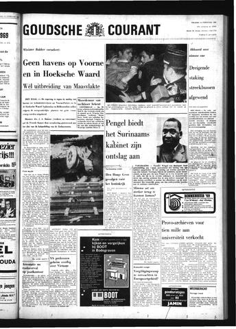 Goudsche Courant 1969-02-14