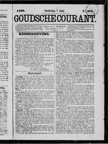 Goudsche Courant 1866-06-07