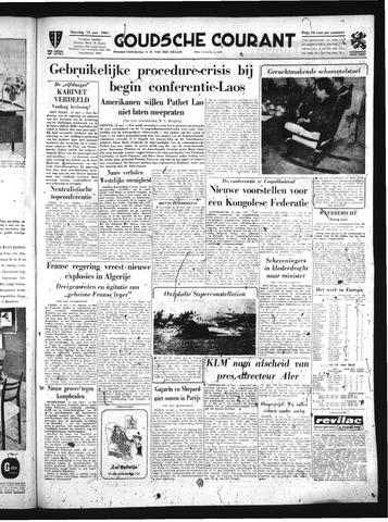 Goudsche Courant 1961-05-13