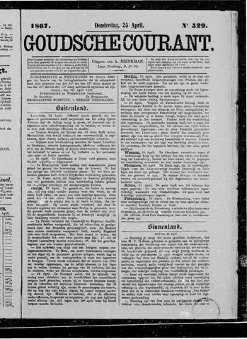 Goudsche Courant 1867-04-25