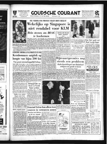 Goudsche Courant 1959-03-19