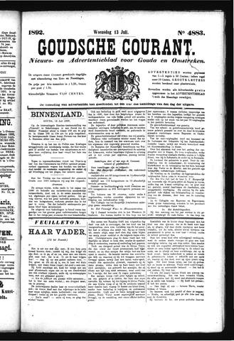 Goudsche Courant 1892-07-13